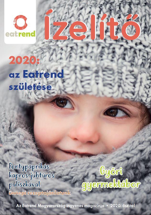 Ízelítő magazin 2020. ősz/tél